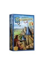 Z-man games Carcassonne - Marchands et Bâtisseurs (FR)