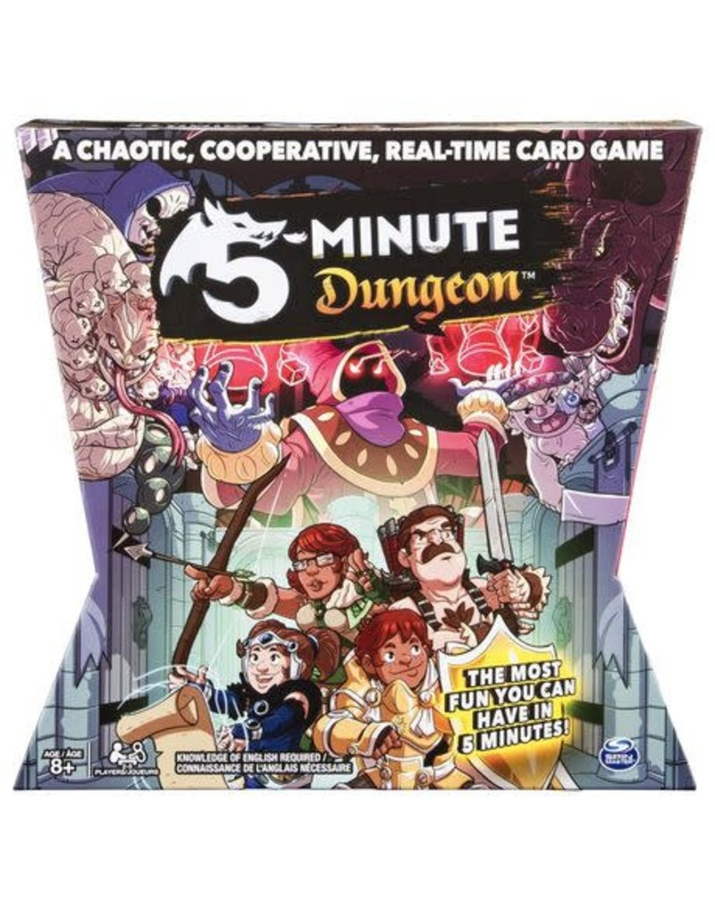 Cardinal games 5 Minute Dungeon (EN)