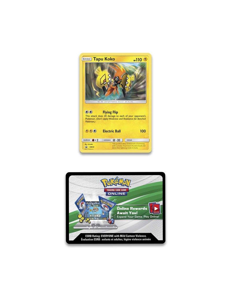 pokemon Pokemon Tapu Koko Figure Collection Box