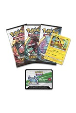 pokemon Pokemon Shining Legends Pin Box - Pikachu