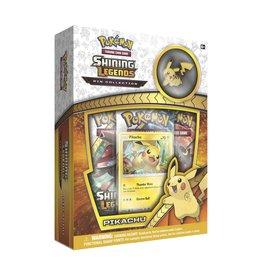 pokemon Pokemon Shining Legends Pin Box - Pikachu