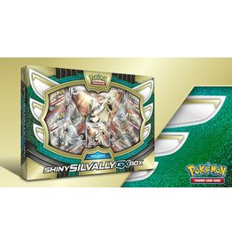 pokemon Pokemon Shiny Silvally GX Box