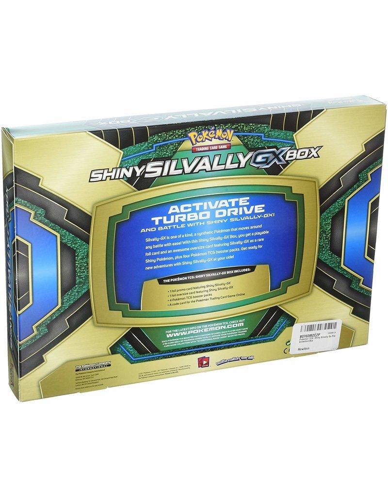 pokemon Pokemon Shiny Silvally GX Box