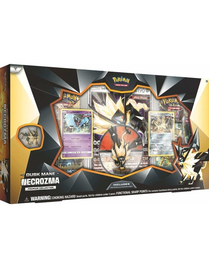 pokemon Pokemon Dusk Mane/Dawn Wings Necrozma