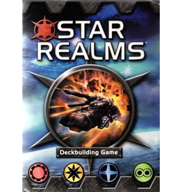 White Wizard Games Star Realms Deckbuilding Game (EN)