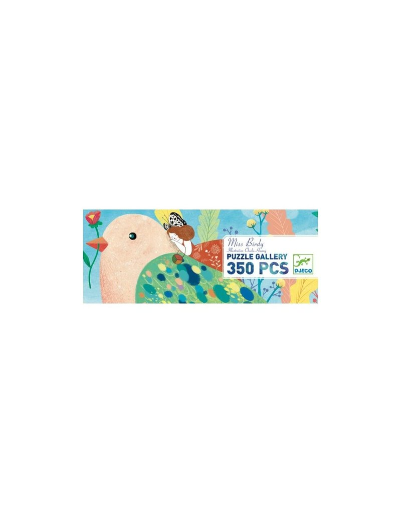Puzzle gallery - Miss Birdy - 350 pcs