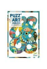 Djeco Puzz'art 350mcx Octopus