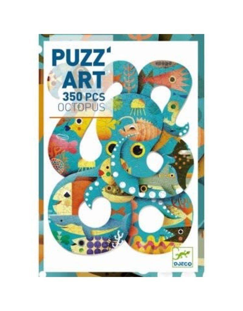 Puzz'art 350mcx Octopus