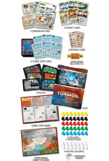 Stronghold Games jeu board game Terraforming Mars - Turmoil (EN) Retail Edition