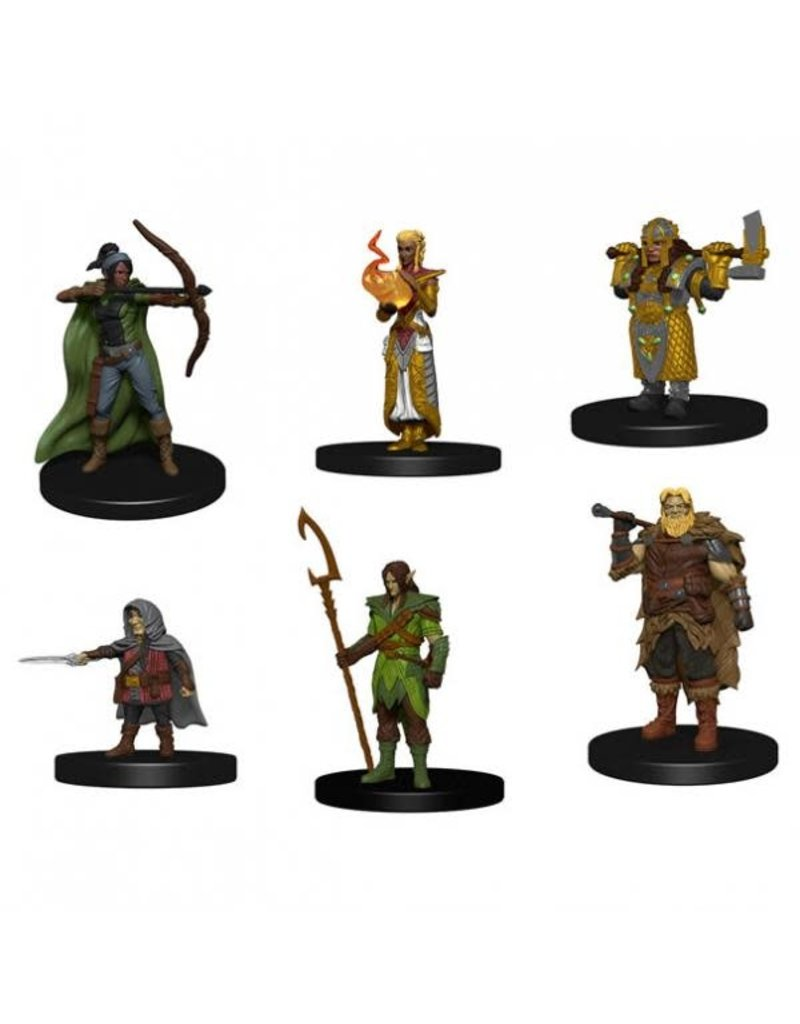 Wizkids D&D Minis: Icons of the Realms Starter