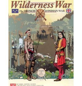 Lock 'n Load Publishing, LLC. Wilderness War - The French & Indian War