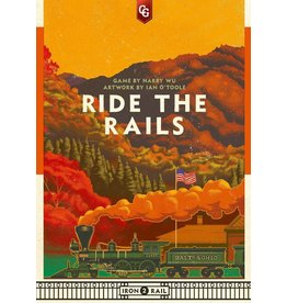 Capstone games Ride the Rails (EN)