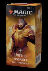 Wizards of the Coast MTG Challenger Deck 2019 - United Assault (EN)