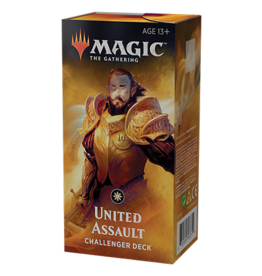 Wizards of the Coast MTG Challenger Deck 2019 - United Assault (EN)