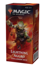 Wizards of the Coast MTG Challenger Deck 2019 - Lightning Aggro (EN)