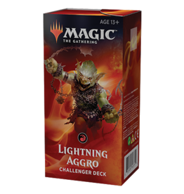 Wizards of the Coast MTG Challenger Deck 2019 - Lightning Aggro (EN)