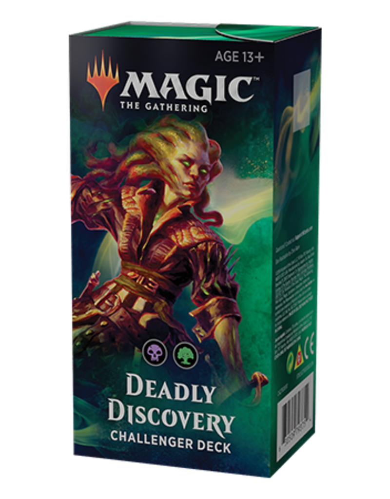 Wizards of the Coast MTG Challenger Deck 2019 - Deadly Discovery (EN)