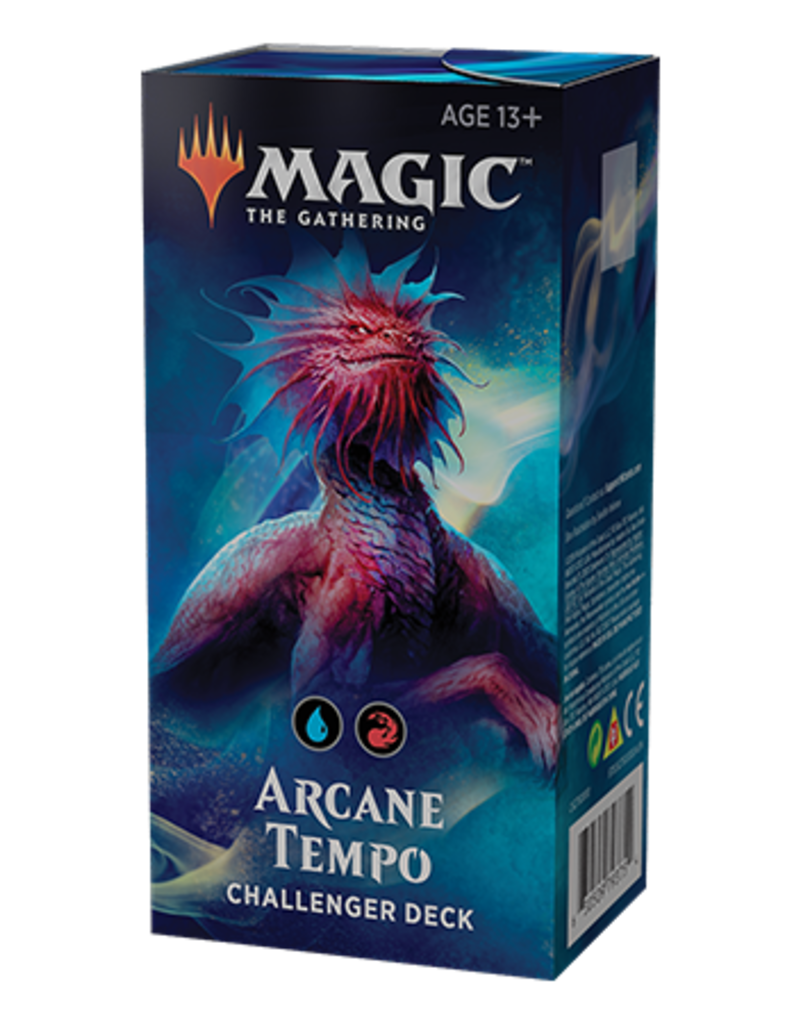 Wizards of the Coast MTG Challenger Deck 2019 - Arcane Tempo (EN)