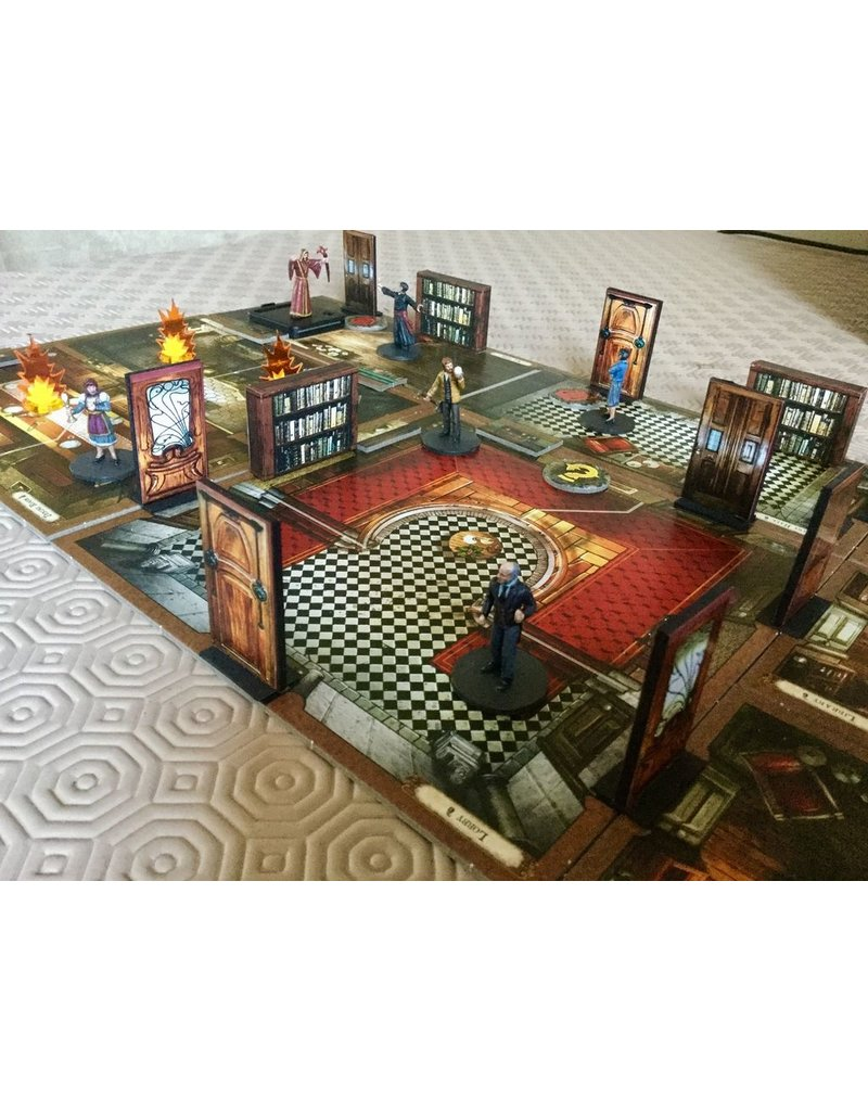 Asmodée Mansions of Madness (EN)