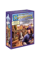 Z-man games Carcassonne 6 - Count, King & Robber (EN)