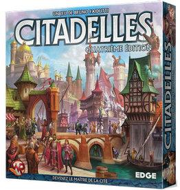 Fantasy Flight Games Citadelles 4eme édition