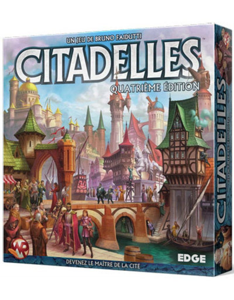 Fantasy Flight Games Citadelles 4eme édition (FR)