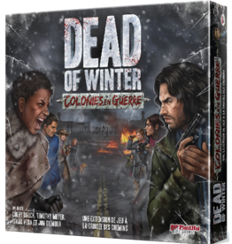 Plaid hat games Dead of Winter - Colonies en Guerre (FR)