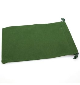 Grande pochette verte
