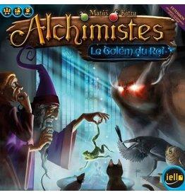 Alchimiste - Le Golem du roi (FR)