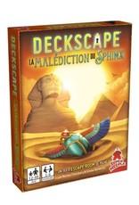 Super Meeple Deckscape 6 - La malédiction du Sphinx (FR)