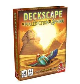 Deckscape 6 - La malédiction du Sphinx (FR)