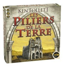 Iello jeu board game Les Piliers de la Terre (FR)