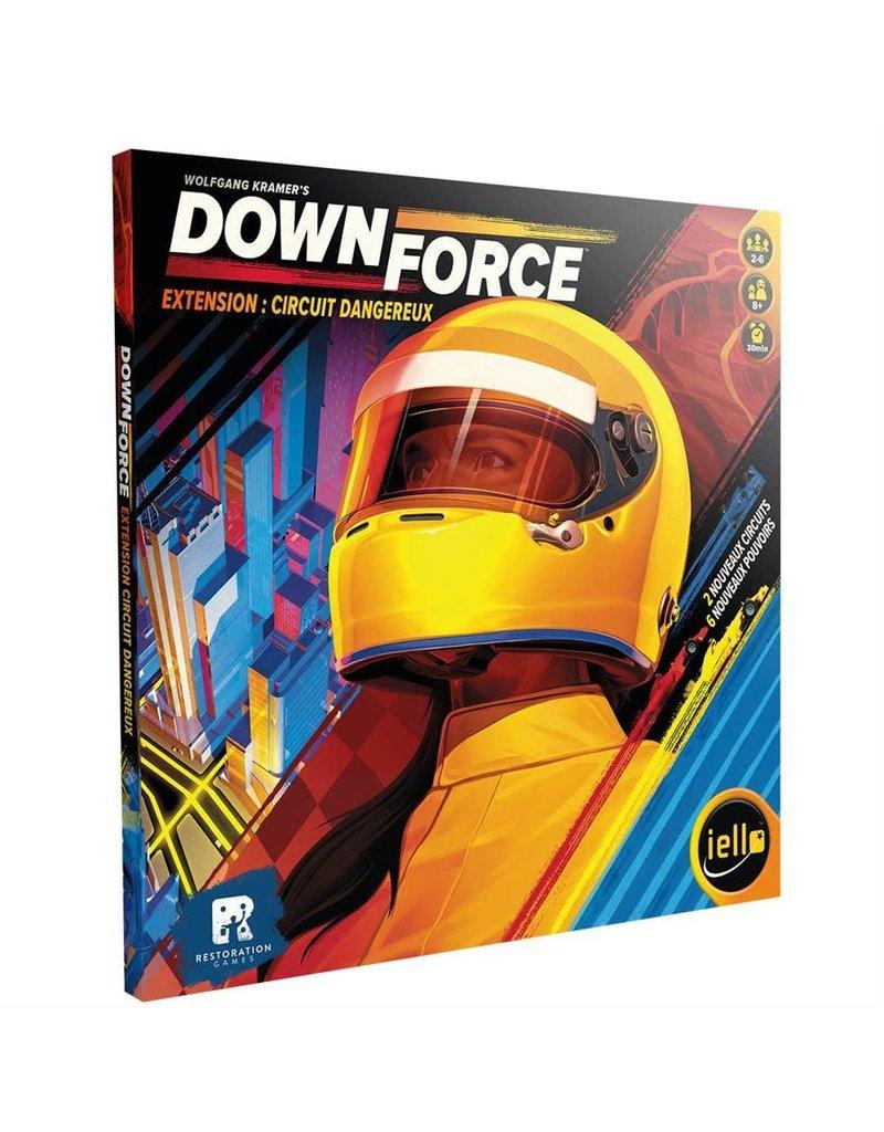 Iello jeu board game Downforce - Circuit Dangereux (FR)
