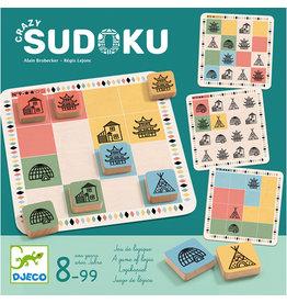 Djeco Crazy Sudoku (FR/EN)