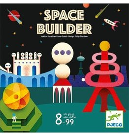 Djeco Space builder (FR/EN)