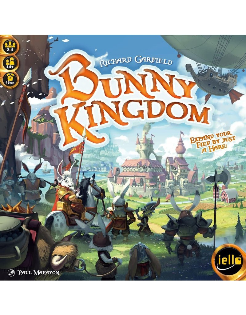 Iello Bunny Kingdom (FR)