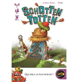 Iello jeu board game Schotten Totten (FR)