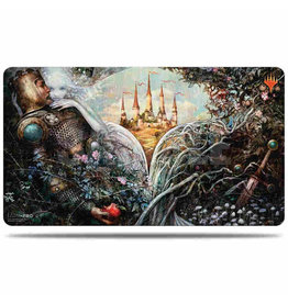 Ultra PRO Up Playmat MTG Throne of Eldraine Enchantment