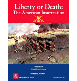 GMT Liberty or Death - The American Insurrection