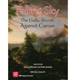 GMT Falling Sky: The Gallic Revolt Against Caesar (EN)