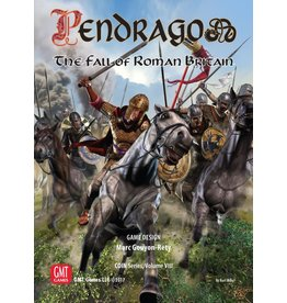 GMT Pendragon The Fall of Roman Britain (EN)