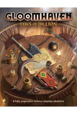 Cephalofair Games Gloomhaven - Jaws of the Lion (EN) PRÉCOMMANDE