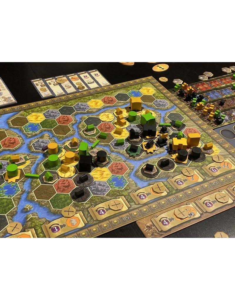 Terra Mystica - Merchants of the Seas