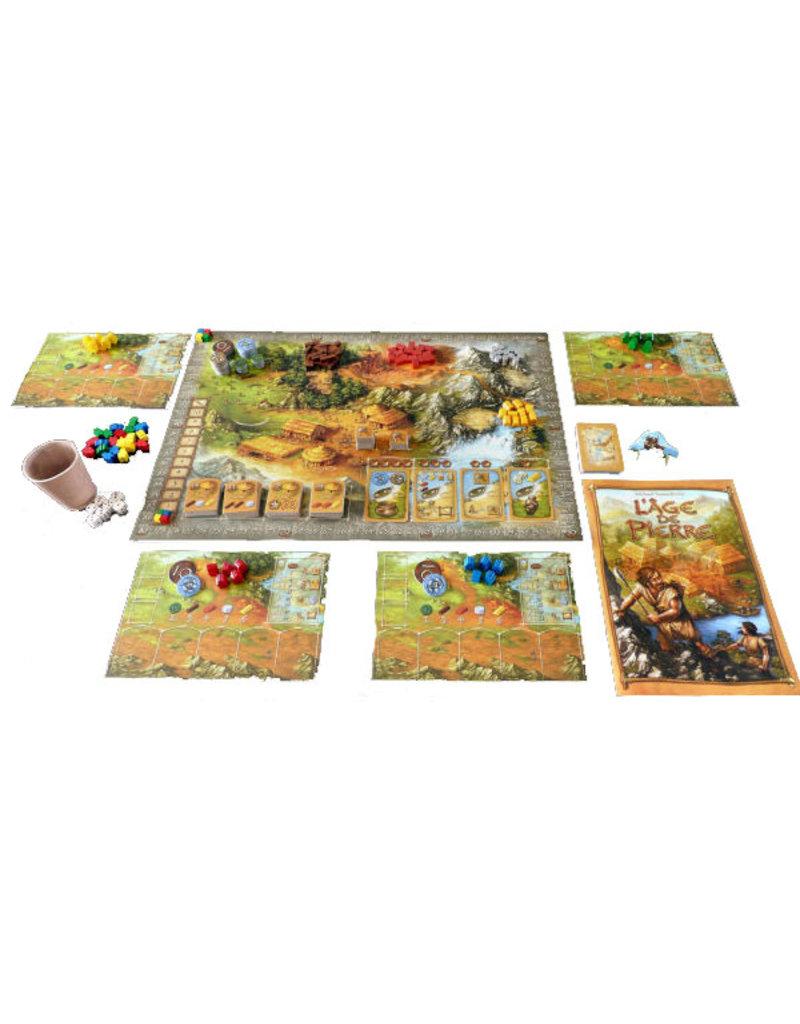 Z-man games Age de Pierre - Un Avenir Radieux (FR)