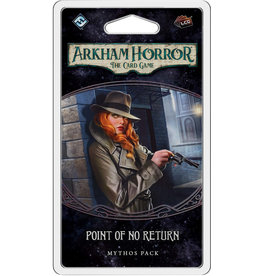 Arkham Horror LCG - Point of No Return (EN)