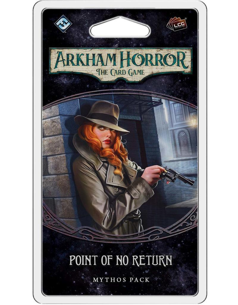 Arkham Horror LCG - Point of No Return (EN)