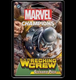 Marvel Marvel Champions LCG - Wrecking Crew Scenario