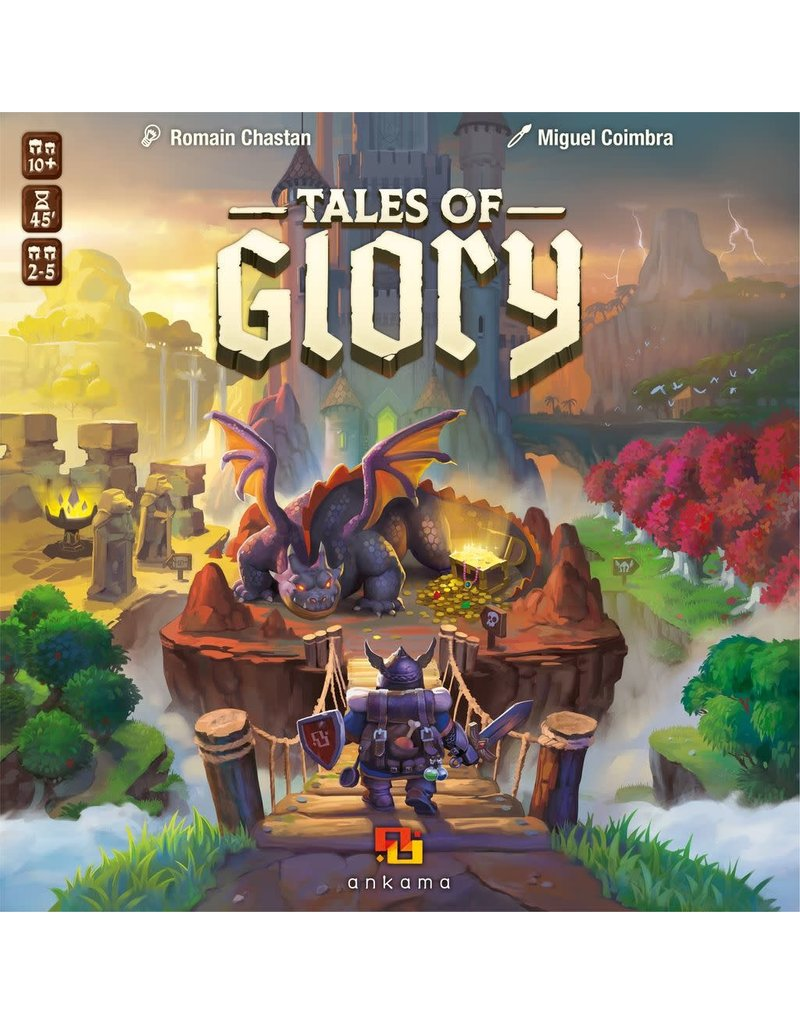 Ankama Tales of Glory (EN/FR)