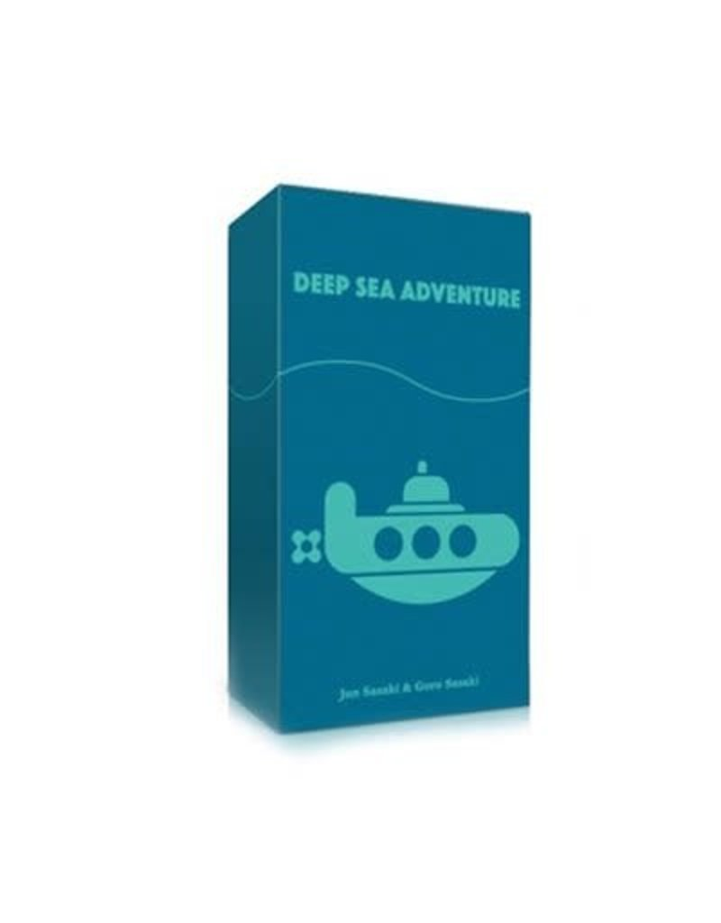 Oink games Deep Sea Adventure (EN/FR)