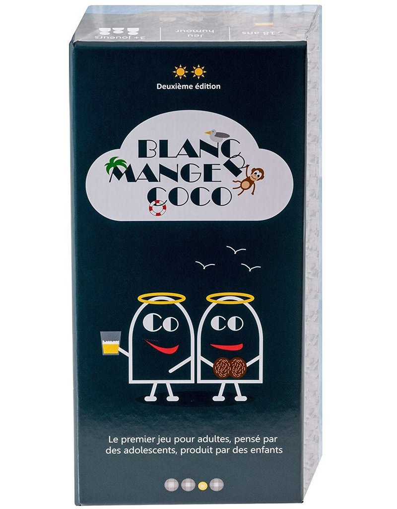 Hiboutatillus Blanc Manger Coco (FR)